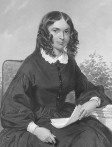Elizabeth Barrett Browning. Source: Wikipedia. Click to enlarge.