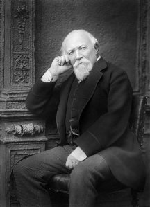 Robert Browning. Source: Wikipedia. Click to enlarge.
