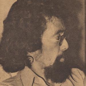 Slamet Abdul Sjukur. Sumber: Buku 'Parentheses 5', 1981